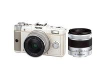 Pentax Q Lens Kit (White)