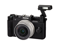 Pentax Q with Standard Lens (Black)