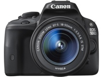 Canon EOS 100D Single 18-55 IS STM Lens Kit