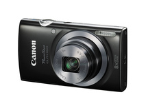 Canon PowerShot ELPH 160 Digital Camera (Black)