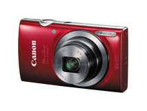 Canon PowerShot ELPH 160 Digital Camera (Red)