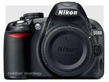 Nikon D3100 SLR Body Only