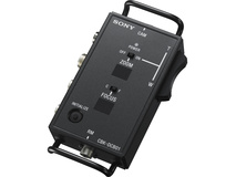 Sony CBK-DCB01 Control Interface Unit for Select Canon & Fuji Zoom Lenses